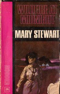 Wildfire at Midnight, Hodder pb, 1965. Illustr N/K