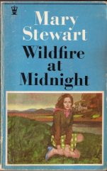 Wildfire at Midnight, Hodder pb, 1969. Illustr N/K