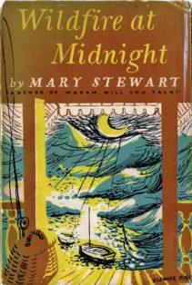 Wildfire at Midnight. Hodder 1st edn, 1956. Illustr: Eleanor Poore