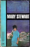 Madam, Will You Talk? Hodder paperback, 4th impression, 1965. Illustrator unknown