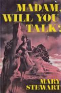 Madam, Will You Talk? Mill Morrow Book Club Edition 1956. Illustrator unknown