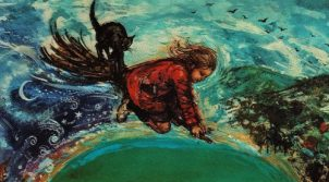 The Little Broomstick illustrated by Shirley Hughes