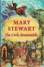 The Little Broomstick Hodder 1st edn 1971. Illustrator: Shirley Hughes