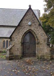 St Saviour doors