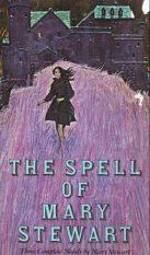 The Spell of Mary Stewart, Nelson Doubleday Inc, 1968. Illustr: Herb Mott