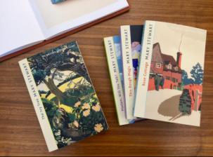 Book covers from Hodder (@HodderFiction) tweet