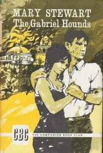 The Gabriel Hounds, Companion Book Club, 1967. Illustr: Barry Wilkinson