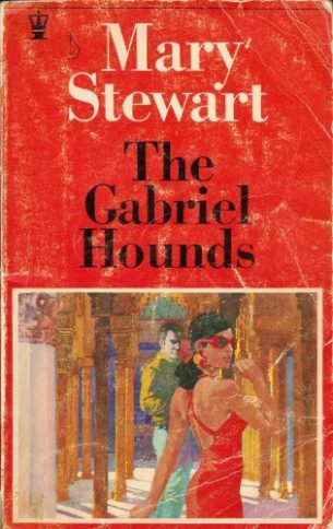 The Gabriel Hounds, Hodder pb 1969. Illustr NK
