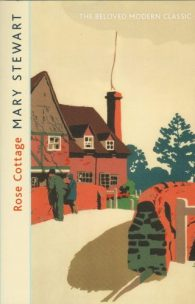 Rose Cottage, Hodder pb 2017. Illustr TFL from the London Transport Museum collection