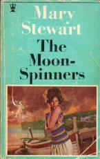 The Moon-Spinners, Hodder pb 1969. Illustr NK