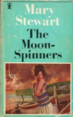 The Moon-Spinners, Hodder pb 1969. Illustr NK
