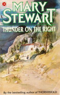 Thunder on the Right, Coronet pb1991. Illustr NK