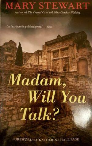Madam, Chicago Review Press, 2015. Cover design Sarah Olson, photo Monica Mongelli