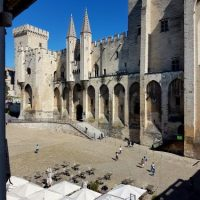 Avignon Part 3: Palais des Papes and Rocher des Doms