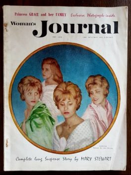 The Lost One in Woman's Journal, Fleetway, June 1960