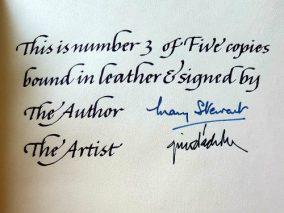 Ludo signatures