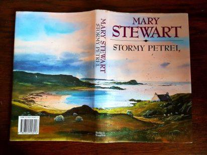 Stormy Petrel, Hodder 1991. Illustr Gavin Rowe