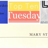 Top Ten Tuesday: guess what, it's all about Mary Stewart