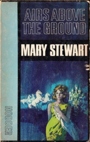 Airs Above the Ground, Hodder pb, 1967. Illustr NK