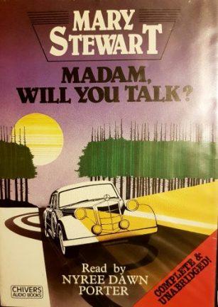 Madam, Will You Talk?, Chivers Audio Books