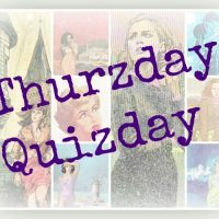 Thurzday Quizday: Thunder on the Right