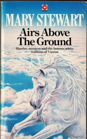 Airs Above the Ground, Coronet pb, 1985. Illustr Mel Flatt