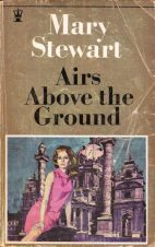 Airs Above the Ground, Hodder pb, 1968. Illustr NK