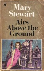Airs Above the Ground, Hodder pb, 1968. Illustr NK