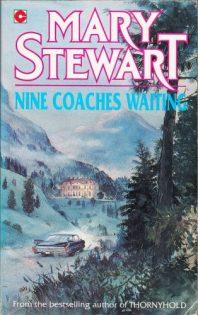Nine Coaches Waiting, Coronet pb 1992. Illustr Gavin Rowe
