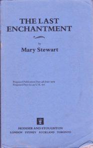 The Last Enchantment ARC, Hodder pb 1979
