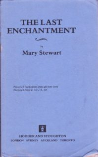 The Last Enchantment ARC, Hodder pb 1979