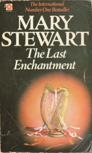 The Last Enchantment, Coronet pb 1980. Illustr Alan Hood?