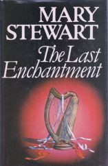 The Last Enchantment, Hodder 1st ed 1979. Illustr Alan Hood