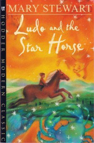 Ludo and the Star Horse, Hodder pb 2001. Cover Illustr Tom Saecker
