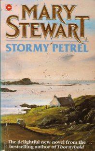 Stormy Petrel, Coronet pb 1992. Illustr Gavin Rowe
