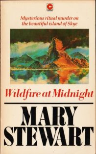 Wildfire at Midnight, Coronet pb, 1980. Illustr NK