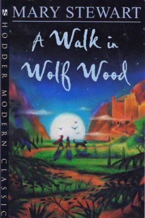 A Walk in Wolf Wood, Hodder pb 2001. Cover illustr Tom Saecker