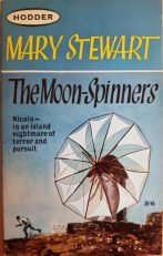 The Moon-Spinners, Hodder pb 1964. Illustr NK