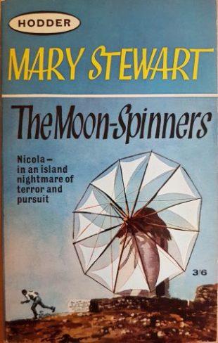 The Moon-Spinners, Hodder pb 1964. Illustr NK