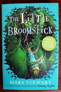 The Little Broomstick, Hodder pb 2018. 'Mary and the Witch's Flower' film artwork © 2018 MFP