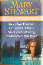 4-in-1 Mary Stewart novels, Heinemann/Secker & Warburg/Octopus HB 1981. Illustr NK.