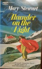 Thunder on the Right, Fawcett pb, year NK (1973 onwards). Illustr NK