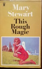 This Rough Magic, Hodder pb 1971. Illustr NK