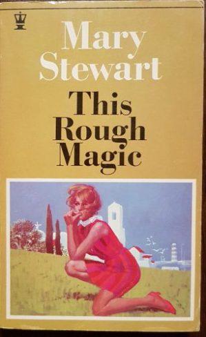 This Rough Magic, Hodder pb 1971. Illustr NK