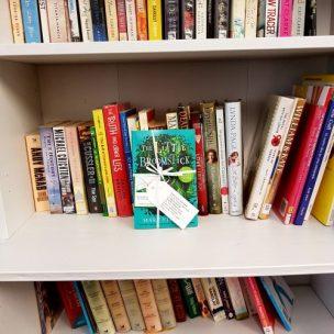 Dunfermline Advice Hub's community bookshelf