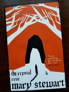 The Crystal Cave, Hodder pb 2012 (2016). Illustr: Aaron Munday
