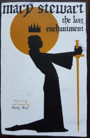 The Last Enchantment, Hodder pb 2012 (2016). Illustr Aaron Munday
