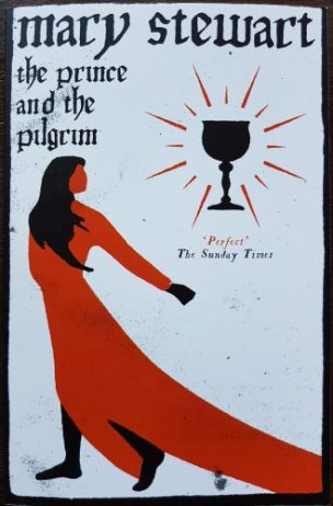 The Prince and the Pilgrim, Hodder pb 2012 (2016). Illustr Aaron Munday