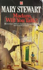 Madam Will You Talk, Coronet pb 1985. Illustr Mel Flatt