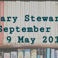 Five Favourite Facts about Mary Stewart